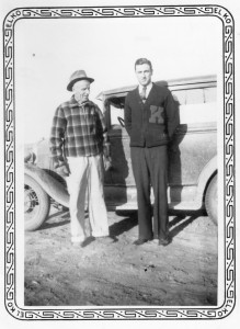 Winfred & Herb Kobler about 1939-40