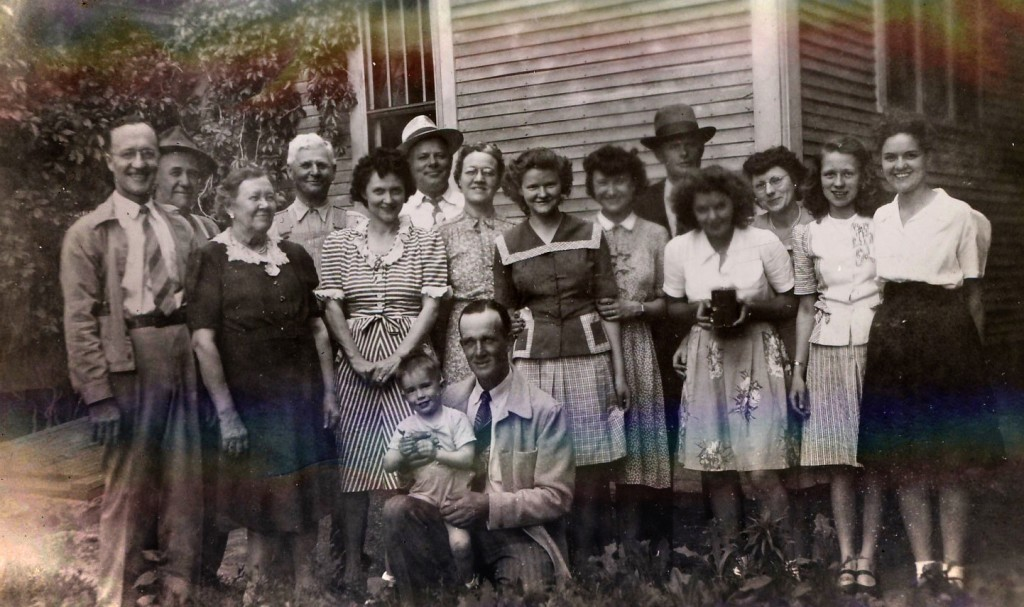 Koblers about 1945